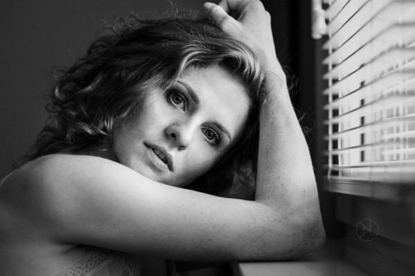 portret|black&white